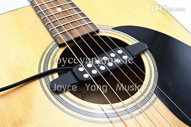 KQ-3 الغيتار الصوتية التقاط سلك مكبر الصوت هول بيك أب