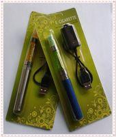 Wholesale Set Ego Ce5 Atomizer Kit - EGO-T 1300mah Battery Electronic Cigarette E-cigarette CE5 Atomizer Blister Kits USB CHarger Cable eGo Battery free shipping