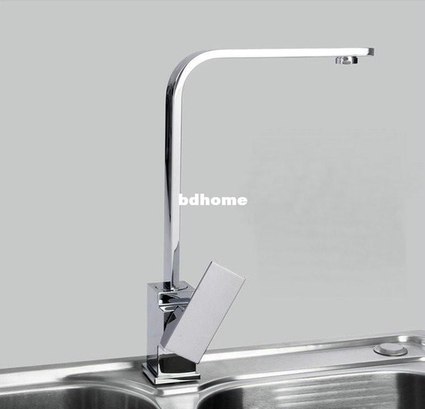 top popular Free shipping 200-15A kitchen ware faucet kitchen tap mixer sink mixers sink tap taps for water sink faucet best CODE 8053 2019