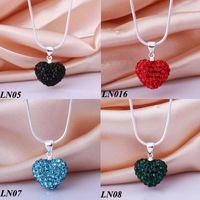 Wholesale Shambala Rhinestone Bracelets - 15pcs Shambala Charm Disco Ball Bead White Bracelet New T-Paris Shambhala Rhinestone Crystal Fashion Jewelry Shamballa