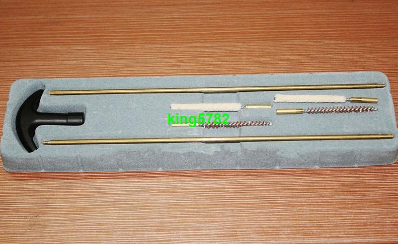 新しいタイプガモrifleクリーニングキット.177(4.5mm).22(5.5mm)送料無料