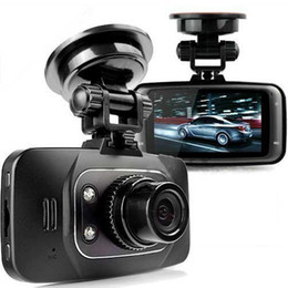 Wholesale Digital Video Record - HD 1080P Car DVR Vehicle Camera Video Recorder Top Quality New Digital Dash Cam HDMI G-sensor GS8000L 1pc lot