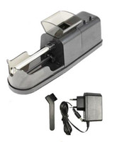 elektrikli sigara tütün enjektörü hadde makinesi toptan satış-2014 yeni varış Elektrikli Tütün Sigara Haddeleme Rulo Enjektör Maker Makinesi