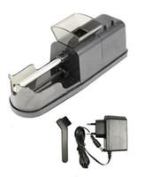 neue elektrische zigarette großhandel-Neue Ankunft 2014 elektrische Tabak-Zigaretten-Rollen-Rolleninjektor-Hersteller-Maschine