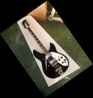 Wholesale 325 Black - New chinese guitar electric guitar 330 381 360 325 model Electric Guitar in black 140105