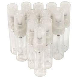 Wholesale Empty Water Bottle Spray - 5ml 10ml Atomizer Refillable Pump Spray Glass Bottles Makeup Bottle Perfume Bottle Glass Bottle Aromatic Water Bottle Empty scent Bottle