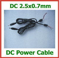 200pcs 2. 5*0. 7mm 2. 5mm DC Power Cable for Tablet Charger 5V ...