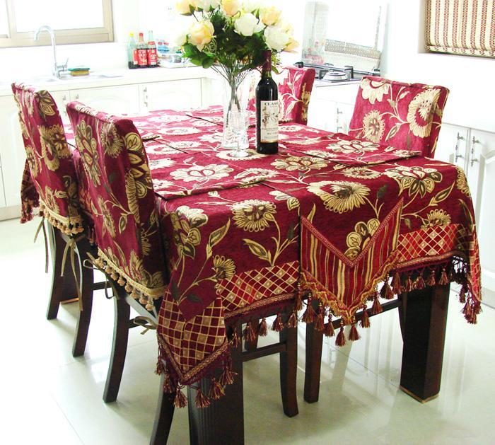 Table Cloth Gremial Dining Table Cloth Fabric Fashion Tablecloth Tables And  Chairs Set Cushion 1 Triangle Set Quality Table
