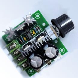 Wholesale Dc Motor Speed Control Pwm - 12V-24V-30V-40V 10A DC Motor Speed Control PWM Controller plc