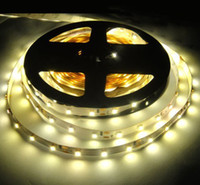 Wholesale Color Led Strip Water Proof - Non Water Proof 5m roll 300LED 3528 SMD 12V Flexible Light 60led m,LED strip warm white white red green yellow blue cool white rgb color