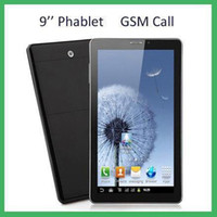 Wholesale DHL P2000 Inch Phablet Android MTK6572 Dual Core Dual Sim GSM Phone Call GPS Bluetooth WIFI Dual Camera Tablet PC MQ2