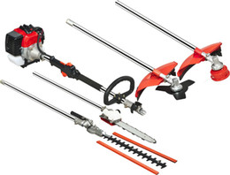 air cutter NZ - New Model 9 in 1 Multi brush cutter,hedge trimmer,tree pruner, several blades,bump feed head