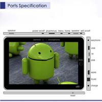 "Wholesale Ddr 1g - 10"" Android 4.0 Allwinner A10 CORTEX A8 1.5Ghz 1G DDR 4G 8GB 16GB Flytouch 7 Tablet PC HDIMI WIFI 3G"