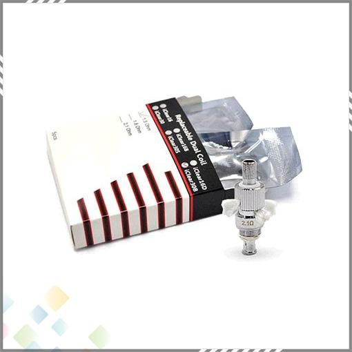 Bottom Coil Head Innokin iClear 30B Atomizer 100% Original with Gift Box