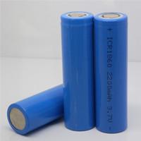Wholesale rechargeable battery protected - Icr 18350 mechanical mod 900mah lithium li ion battery 18650 li-ion protected rechargeable battery 3.7v for e-pipe epipe ego evic ecig e cig