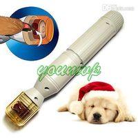 ingrosso dispositivi pedicure-Pet Paws Nail Pedicure dispositivo Cane elettrico Pedicure dispositivo Claw Trimmer Groomer file Grinders Spedizione gratuita