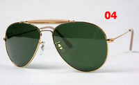Wholesale Clean Shield - New style Lowest price Men's Sunglasses Woman's Sunglasses come with Box Cleaning Cloth