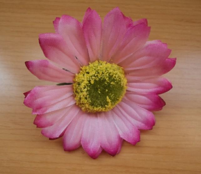 100p Silk Daisy Flower Little Sunflower Lovely Gerbera Flower Head for Wedding Party Centerpieces Konstgjorda dekorativa blommor