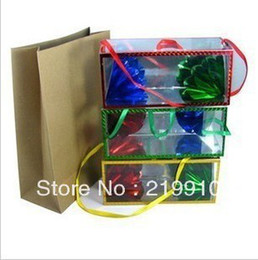 Wholesale Magic Dreams - Free shipping Mild Size Dream Bag   Appearing Flower Boxes Stage Magic , Magic Trick