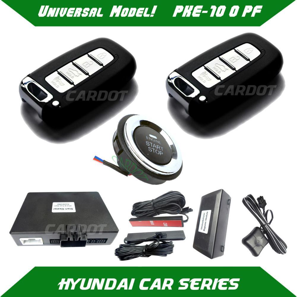 Hyundai Remote Starter Diagram