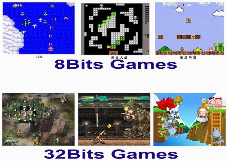 ігри на 32 бит скачать