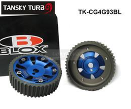 2019 mitsubishi gear Tansky - Blox Cam Gears 4G93 Engrenages à came pour boîte d'origine MITSUBISHI (Bleu) (TK-CG4G93BL) Haute qualité, en stock