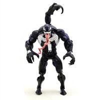 Wholesale amazing spiderman - The Amazing Spider Man Toy Spiderman Venom PVC Figure Toy 18cm New Movie Version Figures18cm