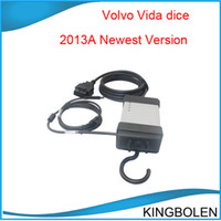 Wholesale Volvo Vida Dice Scanner - Newest Version volvo diagnostic tool vida dice scanner Volvo vida dice 2013A DHL Fedex Free Shipping