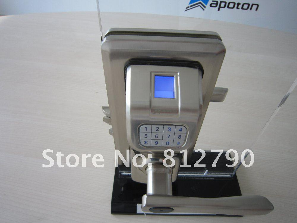 free shipping inside office door digital lock outside biometric door lock from china
