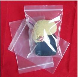 Wholesale Earring Bags - (4*6cm 5*7cm 6*8cm 7*10cm) Clear Resealable Plastic Bags PE Zip Lock Bags Food Storage Bags Jewelry Rings Earrings Bags