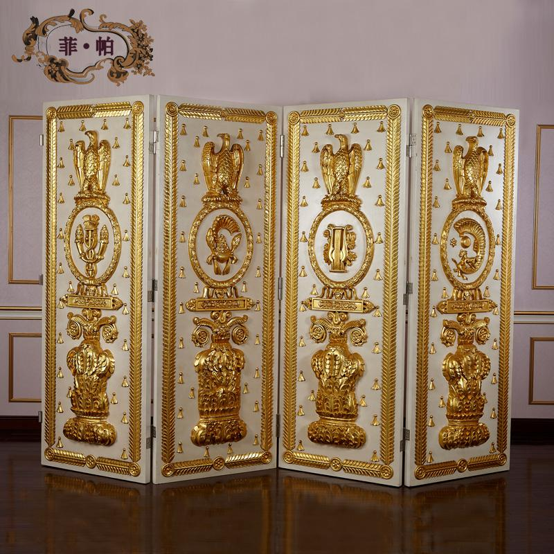 Italian French Antique Furniture - Royalty Classic Solid Wood Folding  Screen Antique Furniture Italian Furniture Luxury French Furniture Online  with ... - Italian French Antique Furniture - Royalty Classic Solid Wood