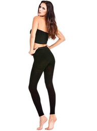 Best sale High quality Sexy Women nine long balck beige Leggings Pants slim pant Tights Free shipping