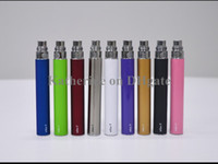 Wholesale Cheap Ego Cig Kit - Cheap Ego t Battery 650mah 900mah 1100mah for Electronic Cigarettes E Cigarettes E-cig Kit Various colors