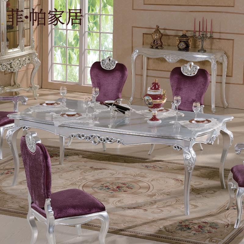 see larger image - Dining Table Luxury