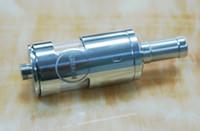 Wholesale Svd Steel - Kraken Atomizer Stainless steel Glass Clearomizer Kraken Atomizer for ego ego-T EVOD Batteries Itaste VV MVP SVD Tube High Quality DHL Free
