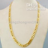 Wholesale 14kt Yellow Gold Necklace - HUFINE MAN 14KT Y  NECKLACE CHAIN VICTORIAN NEW 21INCHES