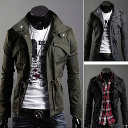 Wholesale Stylish Slim Fit Jackets Men - Jeansian Mens Jackets Blazer Coats Shirts Tops Outerwear Stylish Casual Stylish Slim Fit Zip Coat Jacket XS S Winter Jacket M L XL XXL XXXL