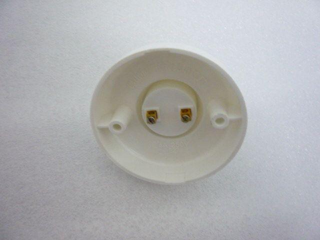 MOQ60 E27 Tutucu Soket Vida Tipi Taban Lamba Plastik Yuva Işıklar Ampul Spot CFL Halojen Aydınlatma Yuvarlak 220V Için Uydurma - Express tarafından