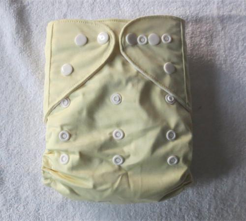 Plain Double Rows snaps baby cloth diaper. Reusable baby cloth diaper,One Size Pocket Diaper,Cloth nappy for you lovely baby