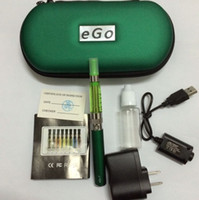 Wholesale Electronics Cigarettes Set - Best selling Electronic Cigarette E Cigarette E Cig Ego sets ego kits include EGO-T ego t battery ce5+ CE5+ US EU charger USB Cable kits