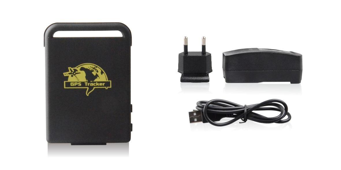 Personne de localisation de traqueur de GPS de voiture de Tk102B mini sur le système de suivi de téléphone portable