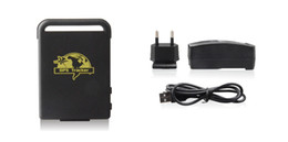 Wholesale Mobile Hummer - Tk102B Mini CAR GPS Tracker Locator Person On Mobile Phone Tracking System