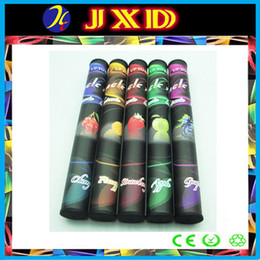 Electronic E Hookah Pens Canada - Fruit-flavored tobacco factory direct influx of i, with LED lights E-shisha pen disposable electronic hookah