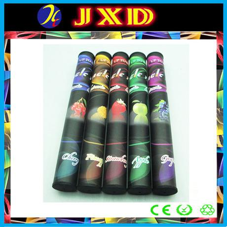Fruit-flavored tobacco factory direct influx of i, with LED lights E-shisha pen disposable electronic hookah