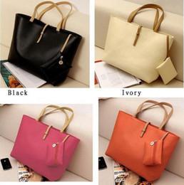 Wholesale Inclined Big Bag - Promotion! Candy Color PU Leather Shoulder Bag Special Offer Leather Restore Ancient Inclined Big Bag Women Cowhide Handbag Bag Shoulder