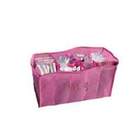 bebek çantası astarı toptan satış-1 ADET Pembe Renkler Dokunmamış Kumaş Bebek Bezi Nappy Saklama Torbaları Faydalı Seyahat Çantası Bez Organizatör Astar çanta Boyutu M 640331