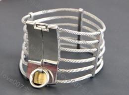 Wholesale Cleopatra Steel Collar - Steel Wire Slave Collar Cleopatra Collar Ann Posture Collar with Brass Lock Joints
