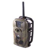 câmeras de bolota venda por atacado-LTL Bolota 5210MG 940nm Remoto Celular Escotismo Camera Game câmera Trail Caça câmera 2G GSM No-glow.