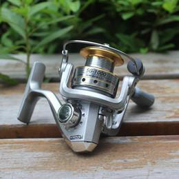 Wholesale Saltwater Trolling Reels - S5Q Stainless Steel 6 BB High Power Gear Spinning Aluminum Fishing Reel SG1000 AAACBB