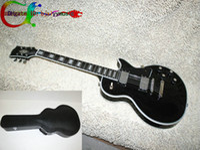 Wholesale Chinese Guitars For Sale - Chinese guitar Electric Guitar black custom shop 1958 ebony fingerboard fret bingding electric guitar chromium hardware HOT SALE HOT